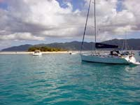 Sandy Spit in the BVI