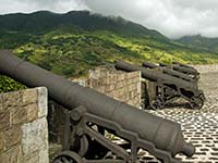 Brimstone Fortress upper cannons