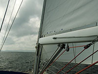 Sailing the Channel
