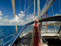 Motoring in the BVI