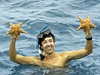 Alex and Starfish