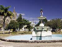 Basseterre independance square