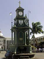 Basseterre Clock Tower