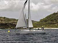 Antigua Sailing Week - Race Number 173