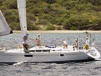 Antigua Sailing Week - Race Number 207