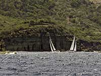 Racing under the Pillars of Hercules