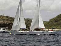 Antigua Sailing Week - Sail Number 219
