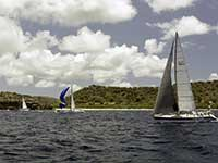 Antigua Sailing Week - Sail Number 2904