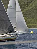 Antigua Sailing Week - Sail Number GRN 7777