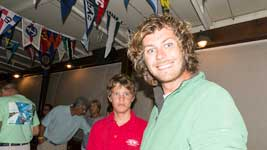 Heineken Regatta Volunteer Party