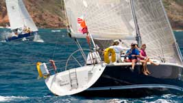Sail GBR 9684T - Spirit of Nereus