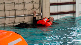 ISAF Safety at Sea Course Neutstadt 2016