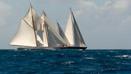 Schooner and Sloop