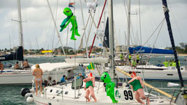 Heineken Regatta 2017 Day 2