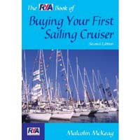 RYA Book of Buying your first sailing cruiser