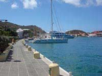Promenade on St. Barths