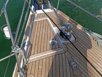 Deck at Anchor