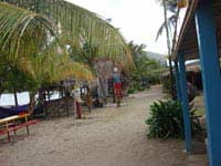 Trellis Bay beach