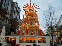 Christmas market in Dortmund